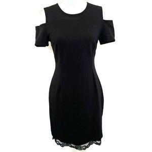 Trina Turk Cold Shoulder Dress